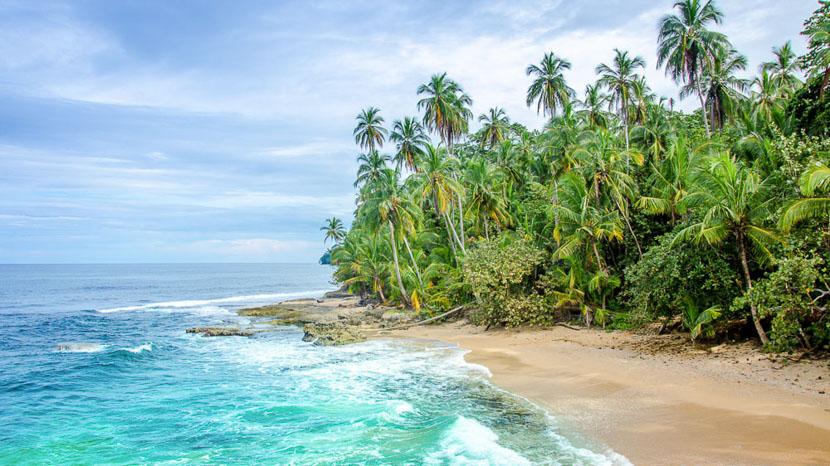 Costa Rica, le pays vert de la diversité, Plage de Manzanillo, Costa Rica