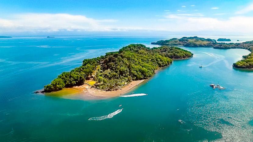 Costa Rica, le pays vert de la diversité, Isla Chiquita, Costa Rica