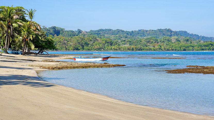 Les activités à Puerto Viejo, Plage des Caraïbes à Puerto Viejo, Costa Rica