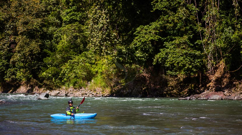 Rafting sur le Rio Pacuare, Rafting & Duckies à Pacuare, Costa Rica © Pacuare