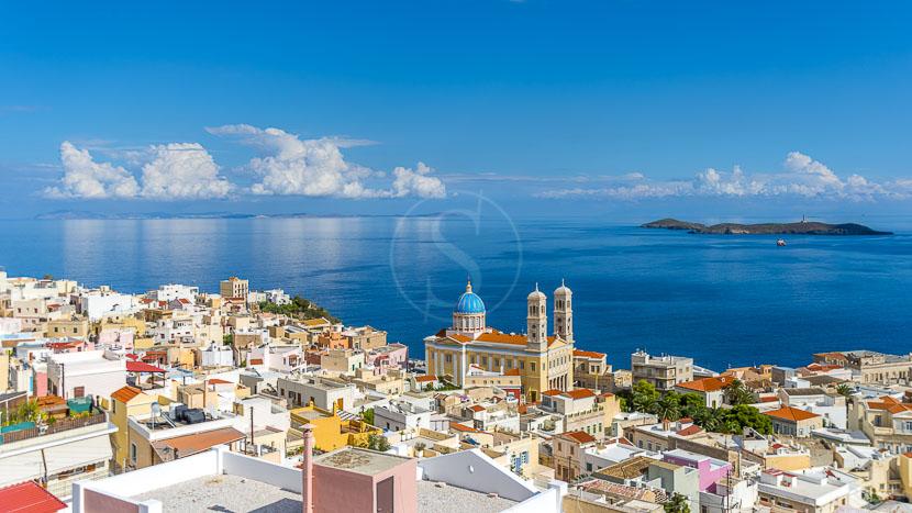 Croisière Ponant en Grèce, Ile de Syros, Grèce © Shutterstock