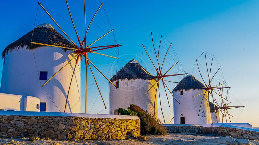 Croisière Ponant en Grèce, Ile de Mykonos, Grèce © Shutterstock