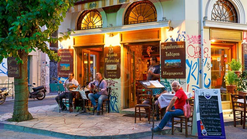 Croisière Ponant en Grèce, Athènes, Grèce © Shutterstock