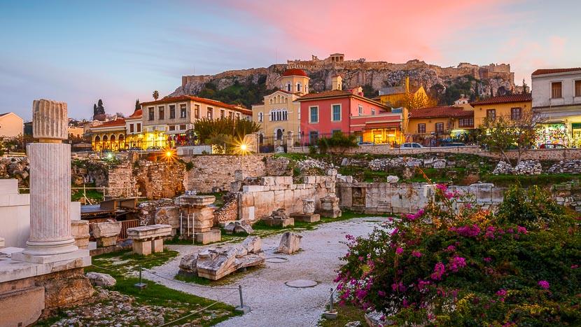 Croisière Ponant en Grèce, Acropole d'Athènes, Grèce © Shutterstock