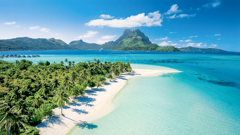 Tahiti et les îles de la Société, Croisière en Polynésie française © Ponant