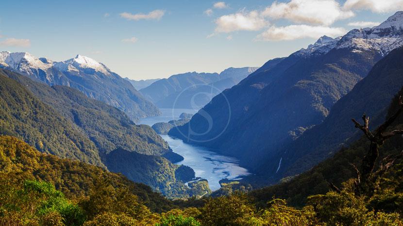 Les trésors naturels de Nouvelle-Zélande, Doubtful Sound, Nouvelle Zélande © Shutterstock