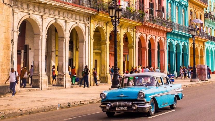 Visite de la Havane, La Havane, Cuba