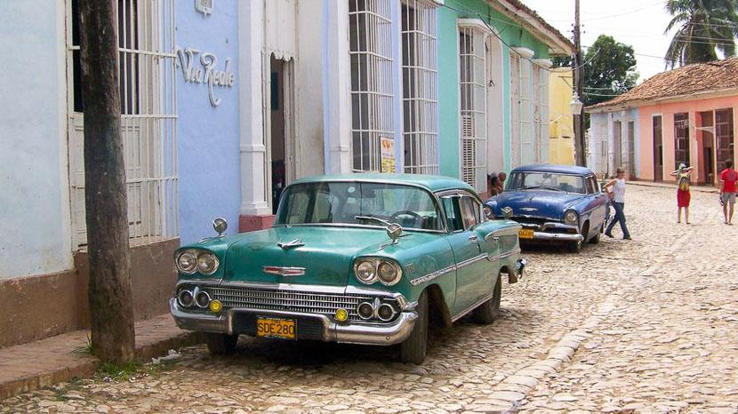 Visite de la Havane, Ambiance de Cuba