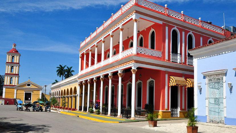Visite de Remedios, Visite Remedios, Cuba