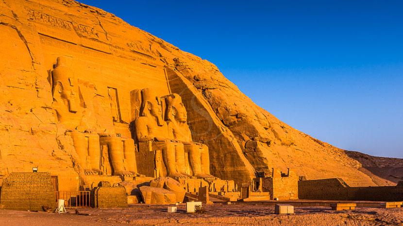 Visite d'Abou Simbel, Abou Simbel, Egypte © Shutterstock