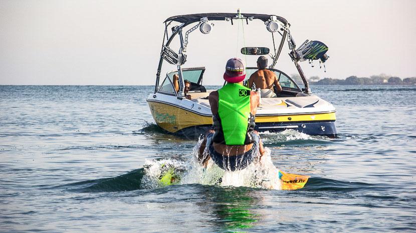 Wakeboard à Dubaï, Wakeboard à Dubai, Emirats Arabes Unis