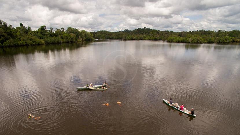 Croisière sur l'Anakonda Amazon Cruises 8 jours/7 nuits,
