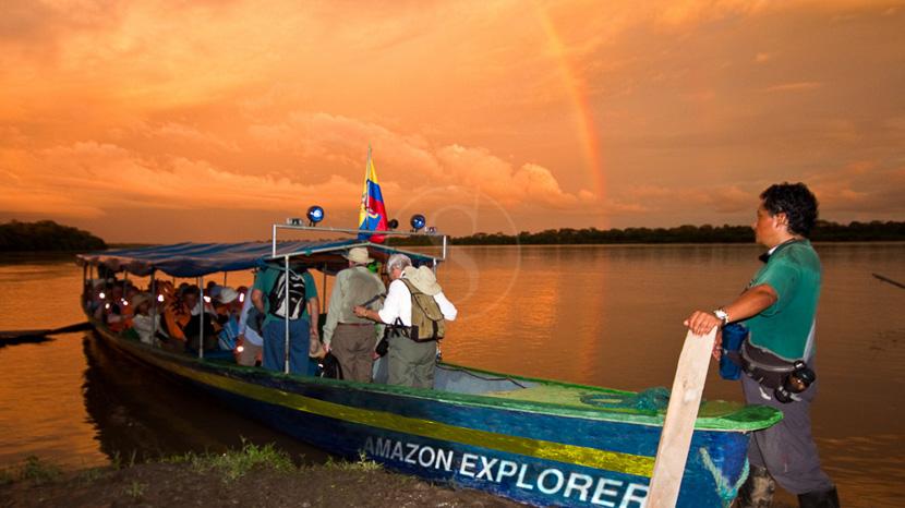 Croisière sur le Manatee Amazon Explorer 4j/3n, Expérience Amazon Explorer Cruise, Equateur