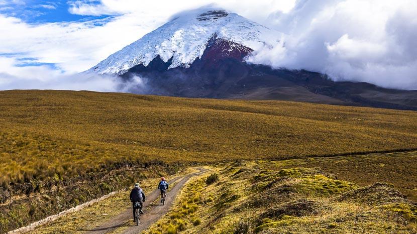 Le volcan Cotopaxi, Volcan Cotopaxi, Equateur