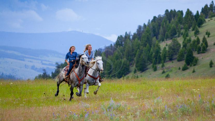 Activités estivales au Ranch at Rock Creek, The Ranch at Rock Creek, Etats-Unis © Tous droits réservés