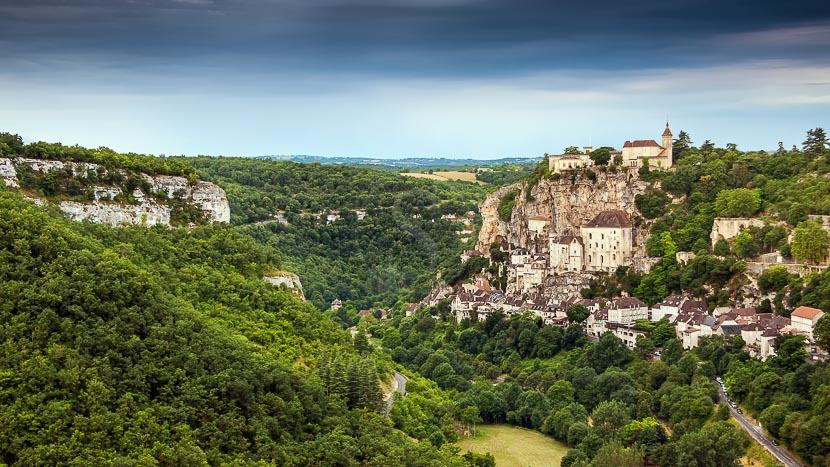 Journée découverte dans le Périgord et le Quercy, Rocamadour, France © Shutterstock