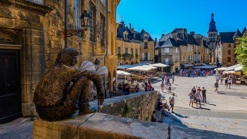 Journée découverte dans le Périgord et le Quercy, Sarlat-la-Canéda, France © Shutterstock