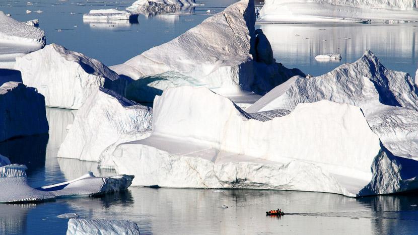 Une croisière au milieu des icebergs, Croisière au Groenland © Quark Expeditions