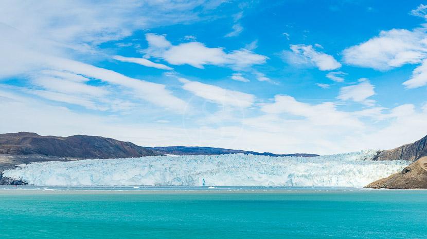 Eqip Sermia, Cote Ouest du Groenland © Shutterstock