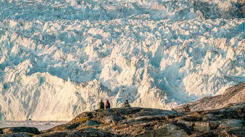 Eqip Sermia, Eqip Sermia Glacier, Groenland © Shutterstock