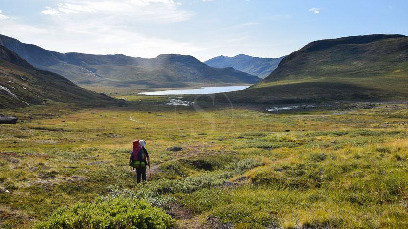 Kangerlussuaq, Région de Kangerlussuaq, Gorenland © Shutterstock