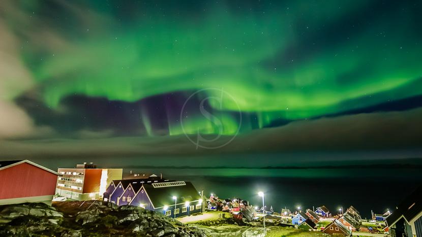 Nuuk, Nuuk, Groenland © Shutterstock