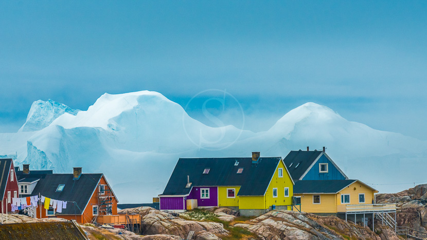 Les secrets de la mer de Baffin, Cote Ouest du Groenland © Shutterstock