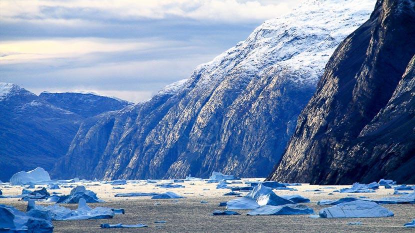 Croisière en Arctique : aurores boréales du Groenland, Croisière au Groenland © Quark Expeditions