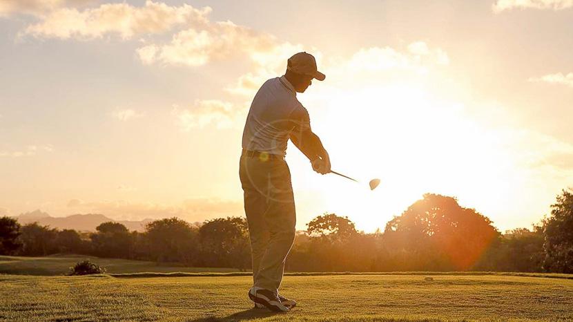 Jouer au golf à l'île Maurice, Constance Belle Mare, Île Maurice