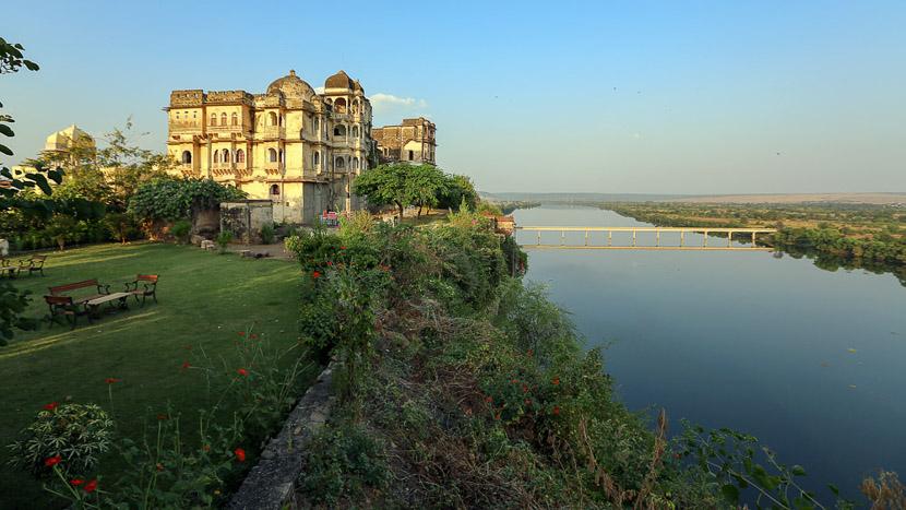 Forts et palais d'Inde, Bhainsrhorgarh Fort, Inde