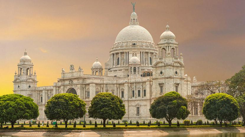 Forts et palais d'Inde, Calcutta, Inde