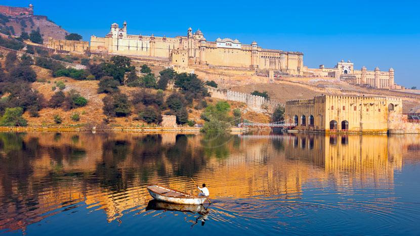 Forts et palais d'Inde, Jaipur, Inde