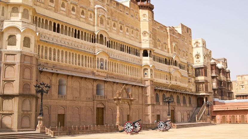 Forts et palais d'Inde, Bikaner, Inde