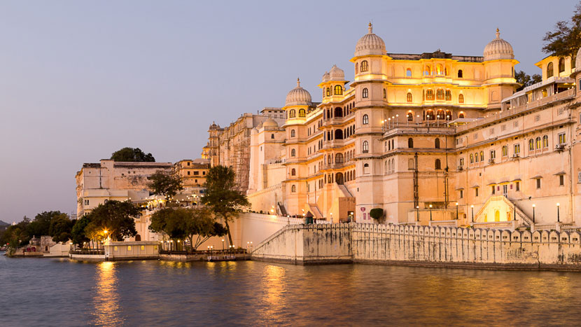 Forts et palais d'Inde, Udaipur, Inde