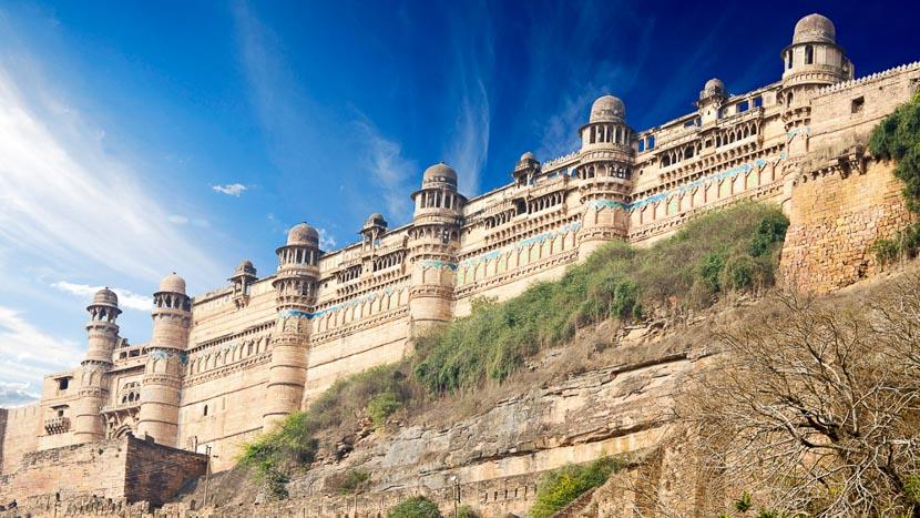 Forts et palais d'Inde, Gwalior, Inde
