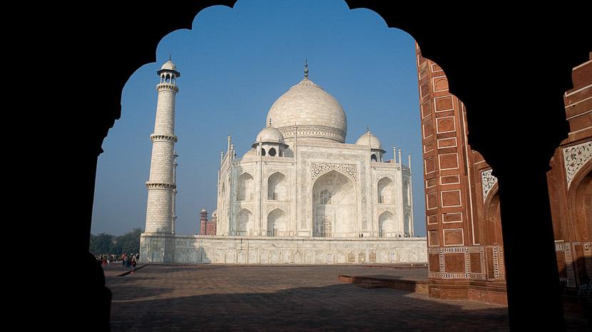 Taj Mahal, Ambiances indiennes