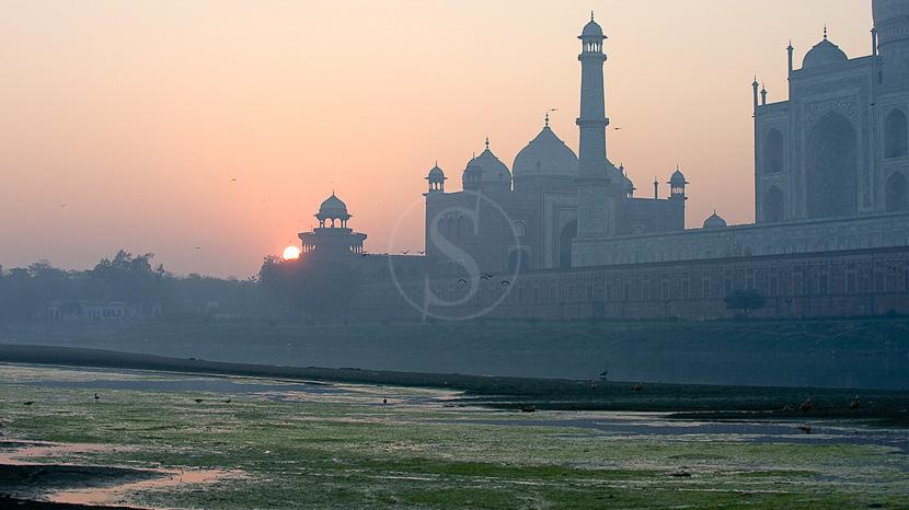 Taj Mahal, Taj Mahal, Inde © Alain Pons