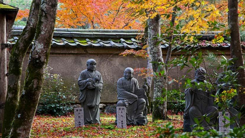 Kyoto, Temple de Hogon à Kyoto, Japon © jnto