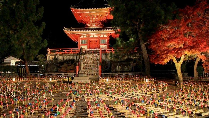 Kyoto, Kyoto Daikakuji, Japon © jnto