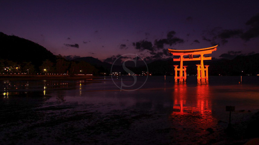 Ile de Miyajima, Miyajima, Japon © jnto