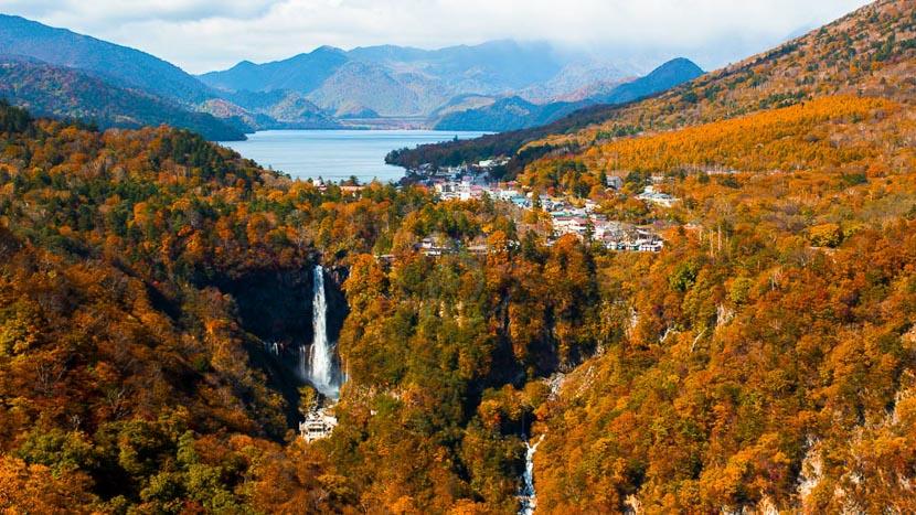 Nikko, Lac Chuzenji vers Nikko, Japon