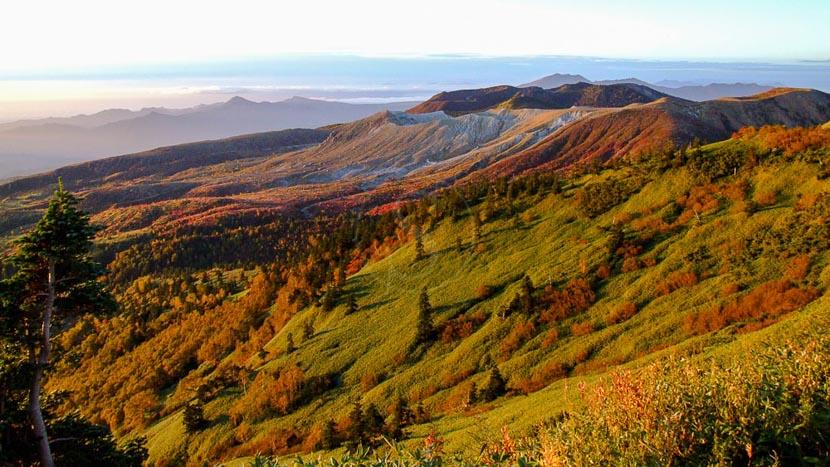 Plateau de Shiga, Shiga Plateau, Japon