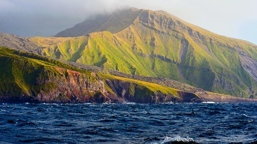 Croisière dans les îles Aléoutiennes, Îles Alouetiennes, Etats-Unis © Shutterstock