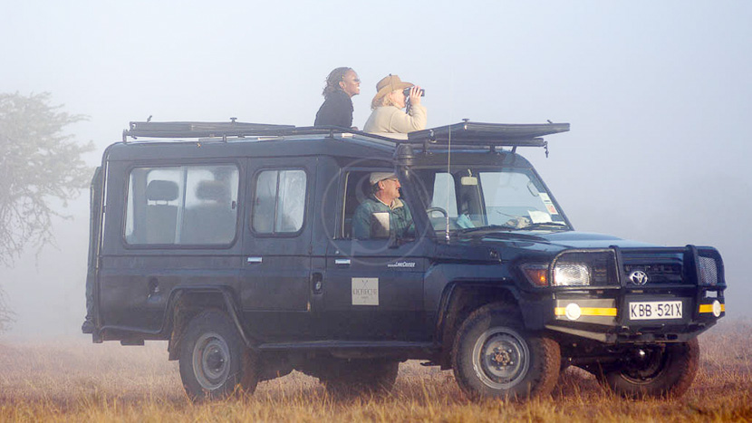 Concessions privées du plateau de Laikipia, Kicheche Laikipia Camp, Kenya