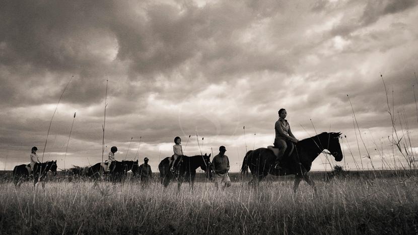 Safari à cheval à Laikipia, Loisaba Conservancy, Kenya © Elewana Properties