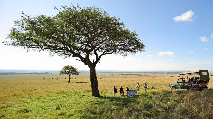 Réserve du Masai Mara, Kichwa Tembo Masai Mara, Kenya © &Beyond / Stevie Mann