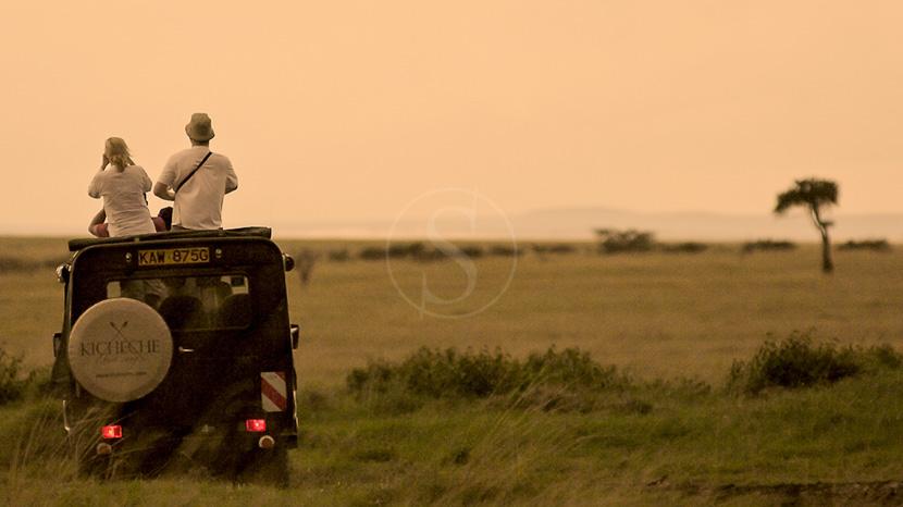 Réserve du Masai Mara, Kicheche Bush Camp, Kenya