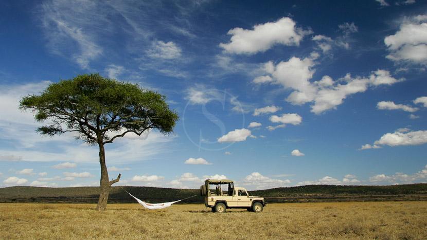 Safari en 4x4 dans le Masai Mara, Main Naibor Camp, Masai Mara