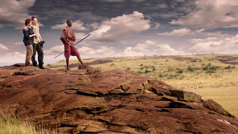 Safari dans le Masai Mara avec Kicheche, Kicheche Walking Safaris, Kenya