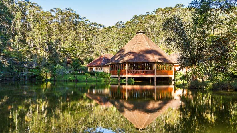 Parc national d'Andasibe, Lodge au cœur d'Andasibe, Madagascar